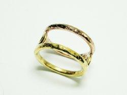 KR 012 KNUCKLE RING 15€.