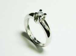 SRFP003 SOLITAIRE RING 1.000€.