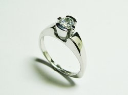 SRFP001 SOLITAIRE RING 2.200€