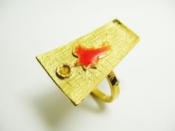 R001 HAND MADE RING 75€